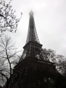Eiffel tower in all her glory